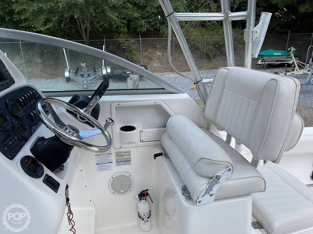 2005 Robalo boat for sale, model of the boat is 265 WA & Image # 24 of 41