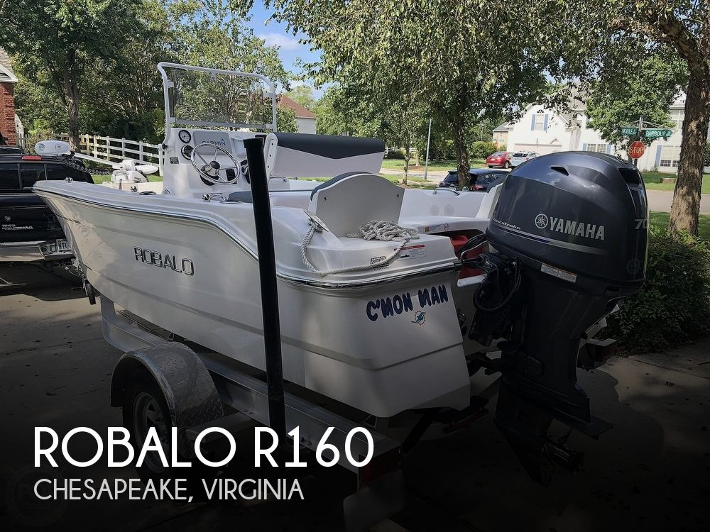 2019 ROBALO R160 for sale