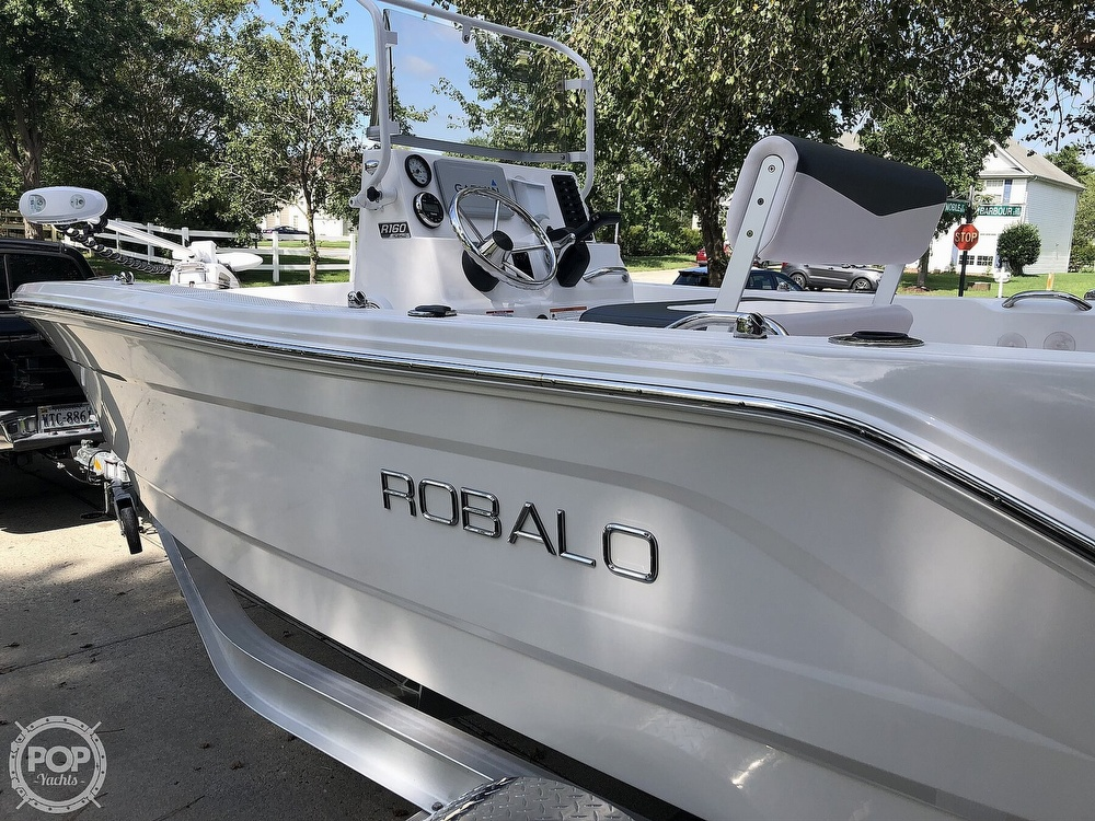 2019 Robalo boat for sale, model of the boat is R160 & Image # 2 of 41