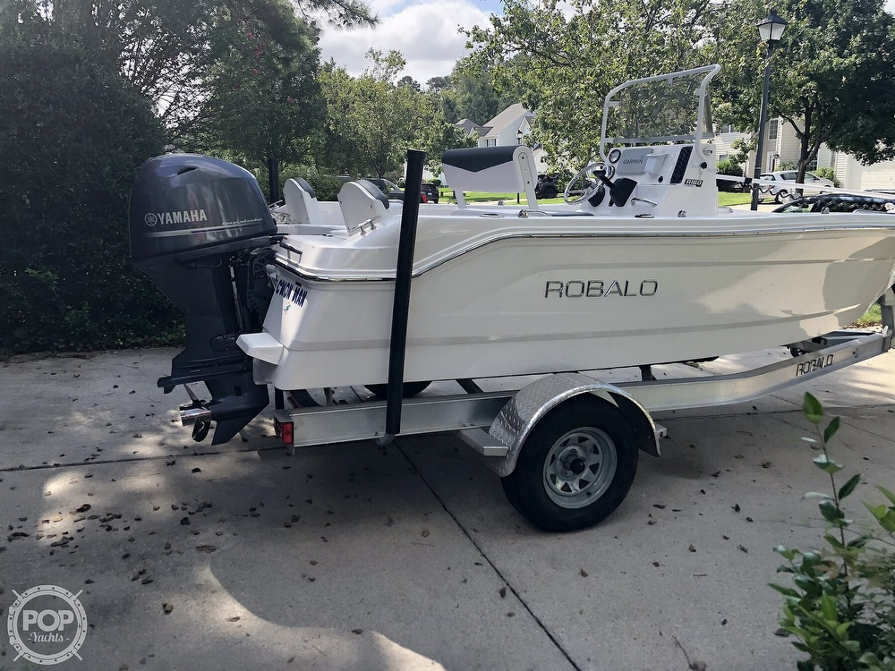 2019 Robalo boat for sale, model of the boat is R160 & Image # 4 of 41