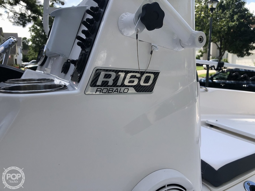 2019 Robalo boat for sale, model of the boat is R160 & Image # 5 of 41