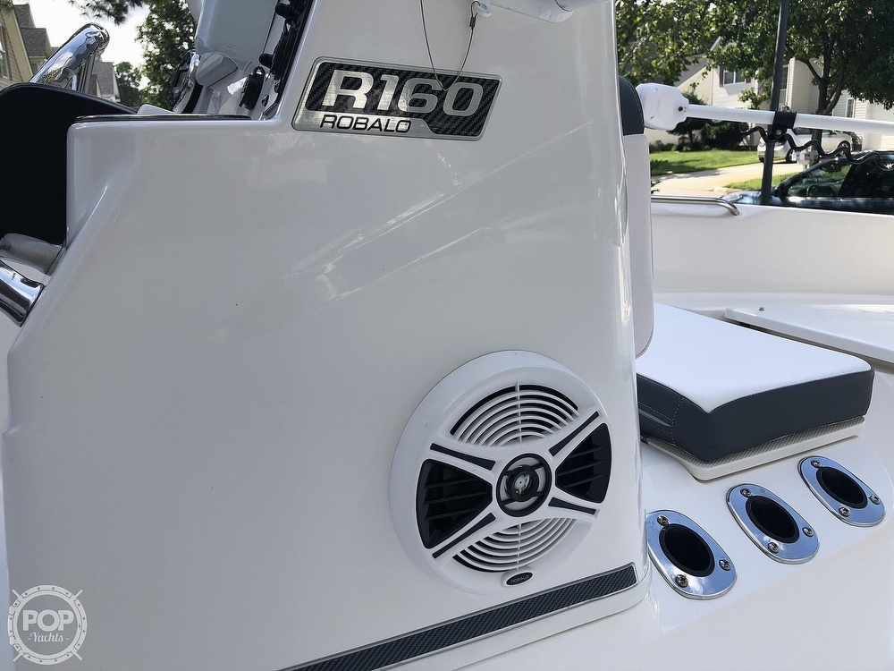 2019 Robalo boat for sale, model of the boat is R160 & Image # 6 of 41