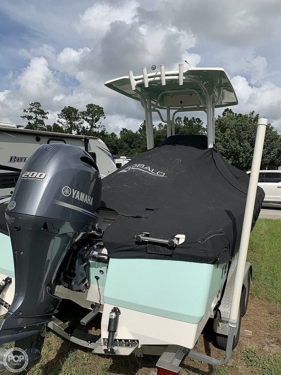 2017 Robalo boat for sale, model of the boat is 226 Cayman & Image # 12 of 41