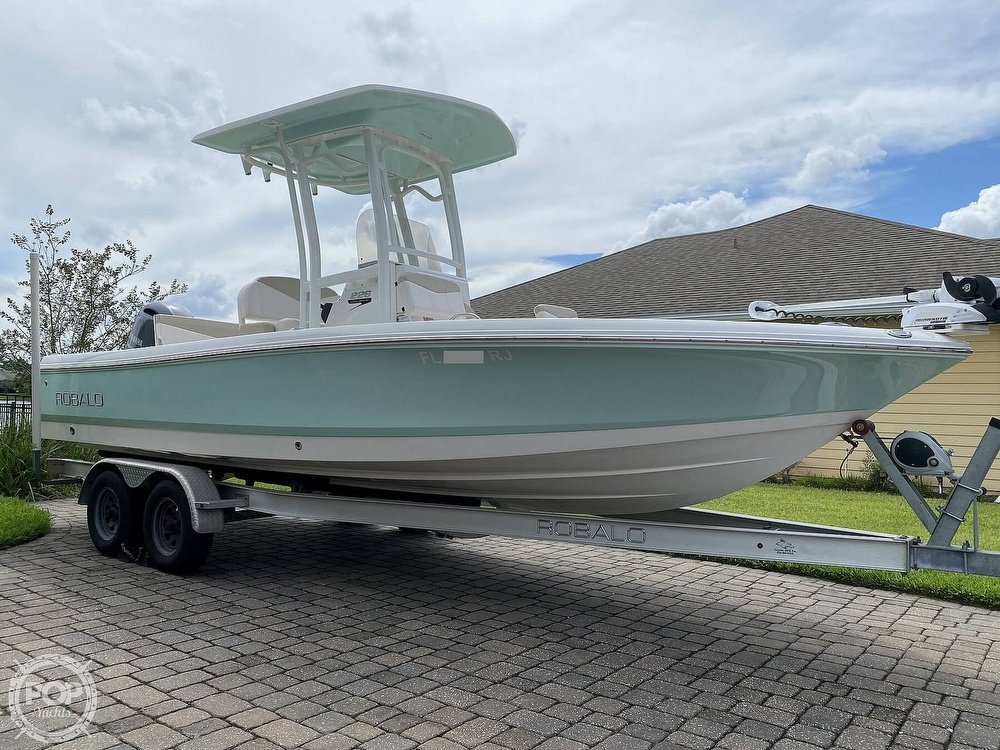 2017 Robalo boat for sale, model of the boat is 226 Cayman & Image # 16 of 41