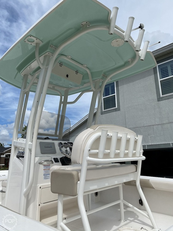 2017 Robalo boat for sale, model of the boat is 226 Cayman & Image # 22 of 41