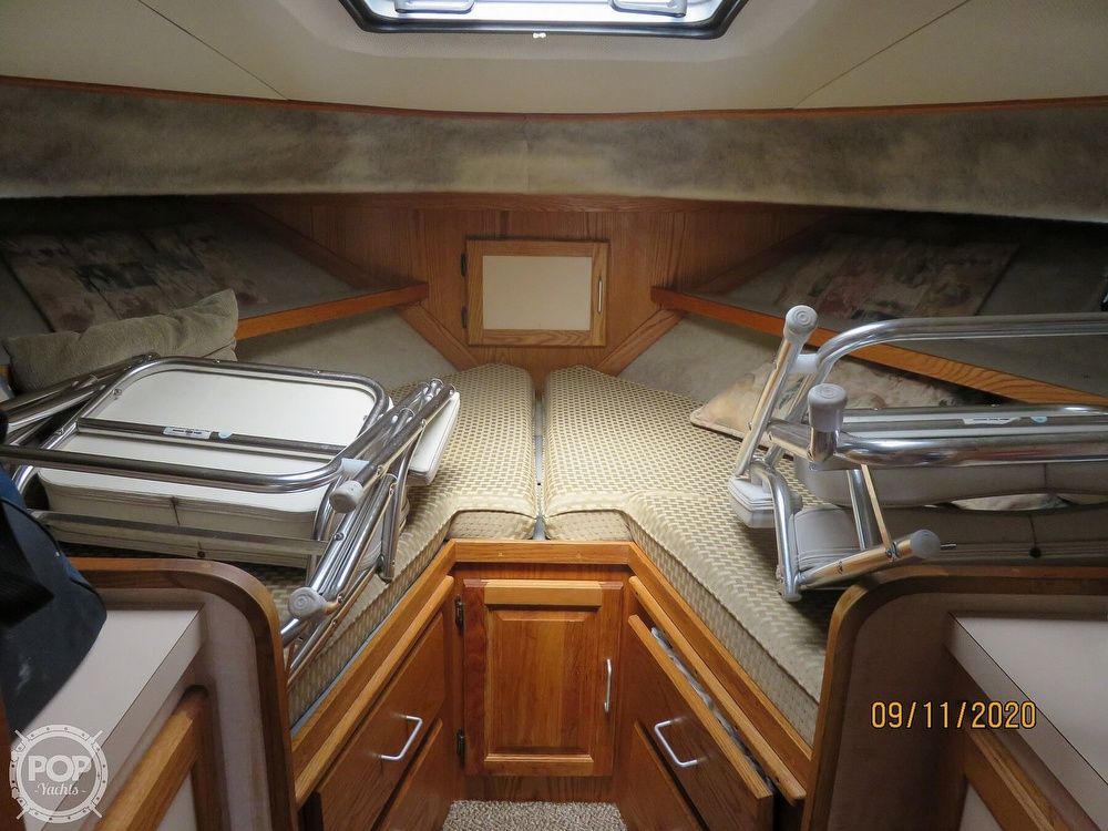 1986 Silverton boat for sale, model of the boat is 37 Convertible & Image # 10 of 40