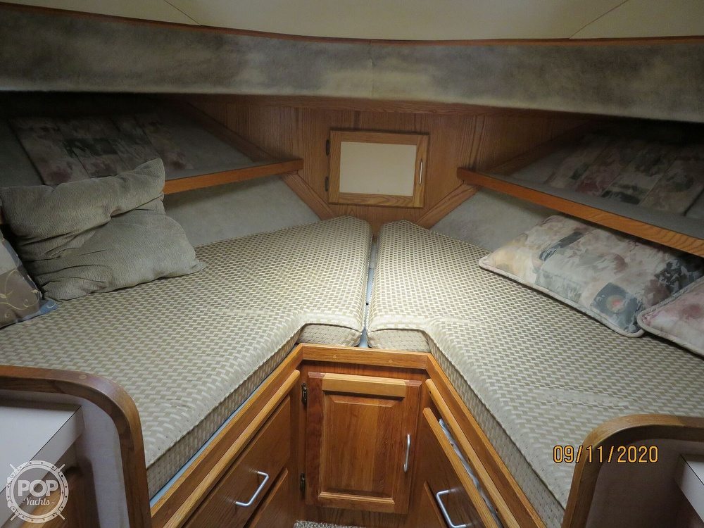 1986 Silverton boat for sale, model of the boat is 37 Convertible & Image # 11 of 40
