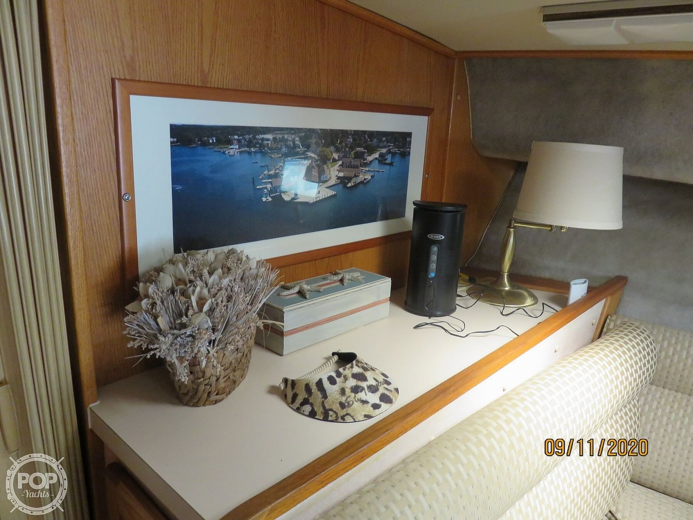 1986 Silverton boat for sale, model of the boat is 37 Convertible & Image # 19 of 40