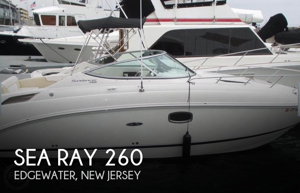 2011 Sea Ray boat for sale, model of the boat is Sundancer 260 & Image # 1 of 12