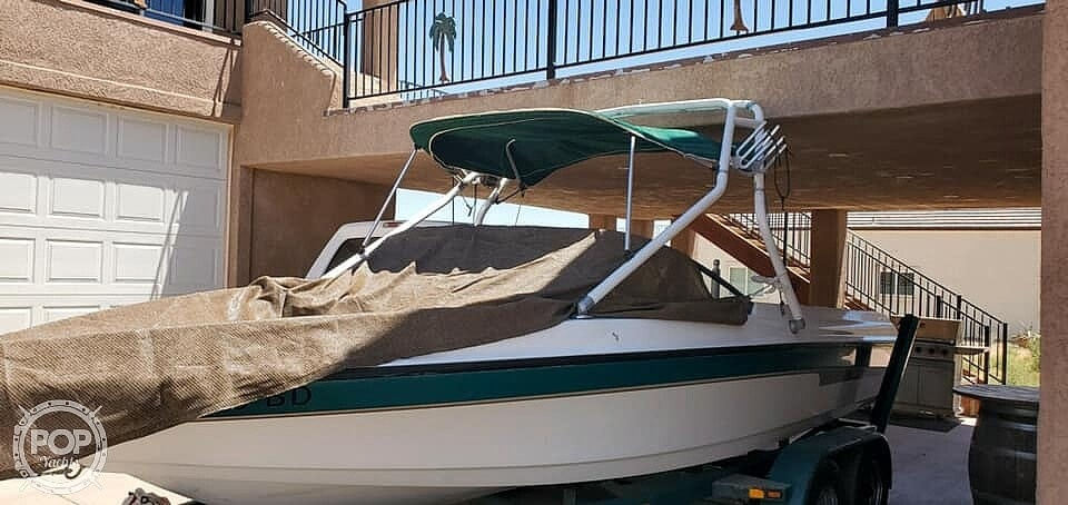 2000 Malibu boat for sale, model of the boat is Sunsetter Vlx & Image # 3 of 10