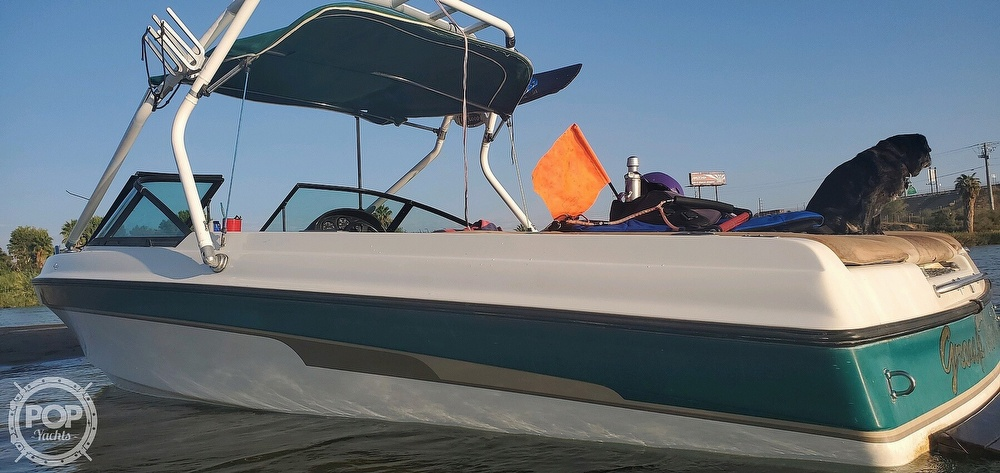 2000 Malibu boat for sale, model of the boat is Sunsetter Vlx & Image # 7 of 10