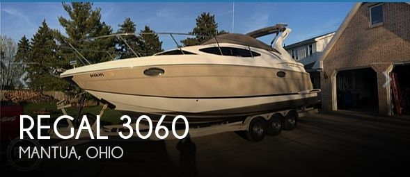Used Regal 3060 Boats For Sale by owner | 2007 Regal 3060 Window Express