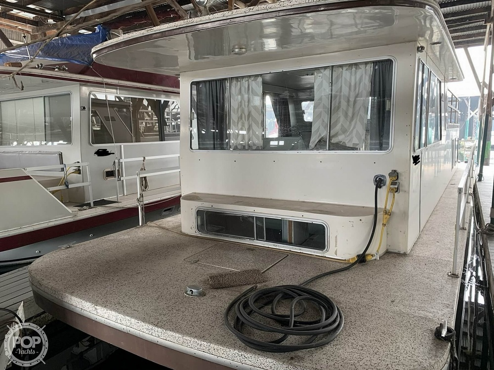 1981 Gibson boat for sale, model of the boat is 12 x 42 & Image # 17 of 40