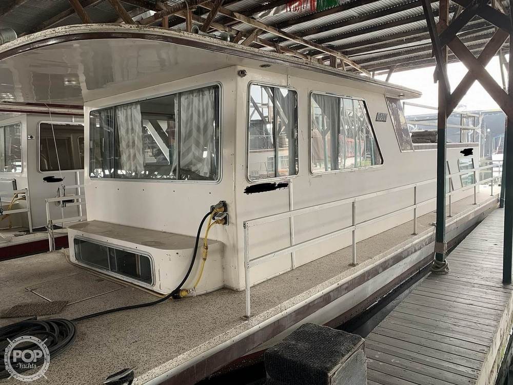 1981 Gibson boat for sale, model of the boat is 12 x 42 & Image # 21 of 40