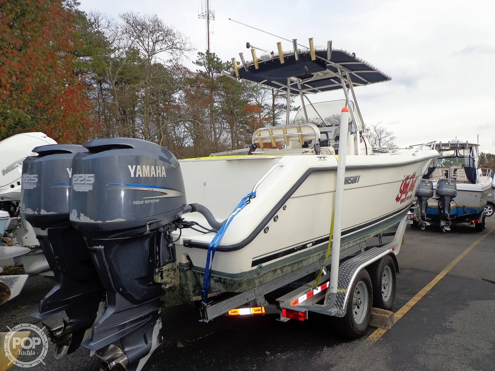 2005 Pursuit boat for sale, model of the boat is 2670 & Image # 2 of 40