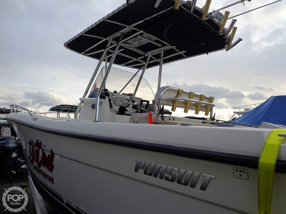 2005 Pursuit boat for sale, model of the boat is 2670 & Image # 4 of 40