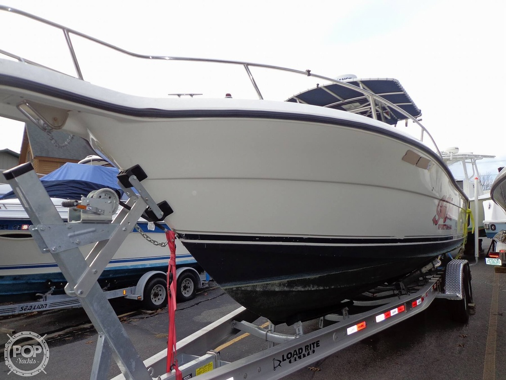 2005 Pursuit boat for sale, model of the boat is 2670 & Image # 5 of 40