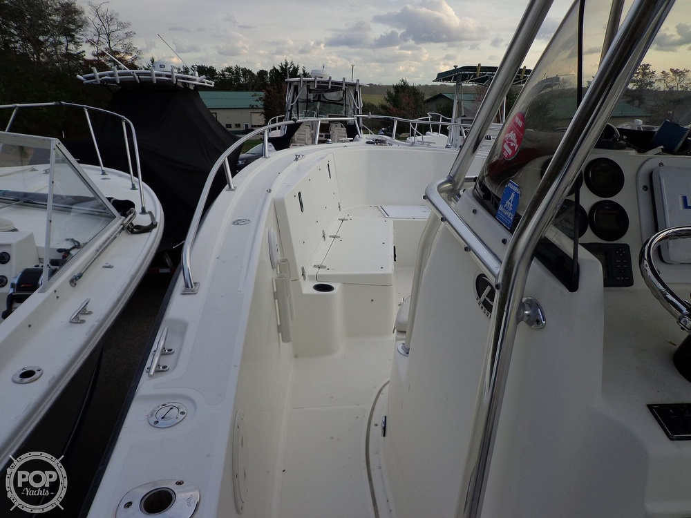 2005 Pursuit boat for sale, model of the boat is 2670 & Image # 8 of 40