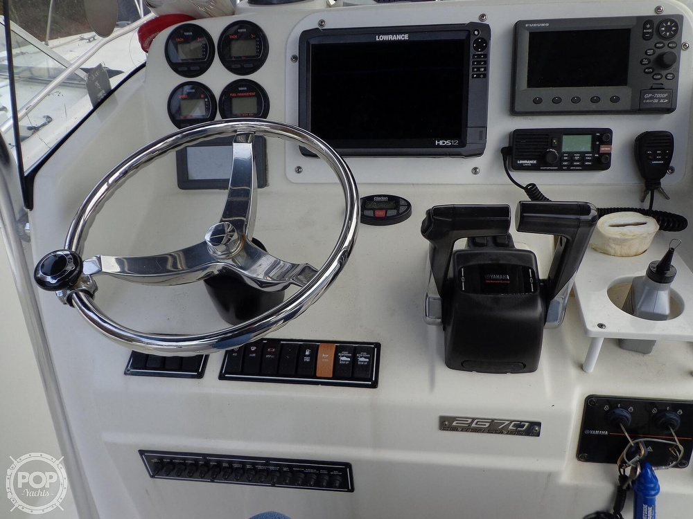 2005 Pursuit boat for sale, model of the boat is 2670 & Image # 10 of 40