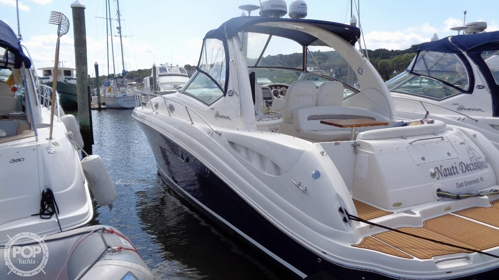 2004 Sea Ray boat for sale, model of the boat is Sundancer 340 & Image # 39 of 40