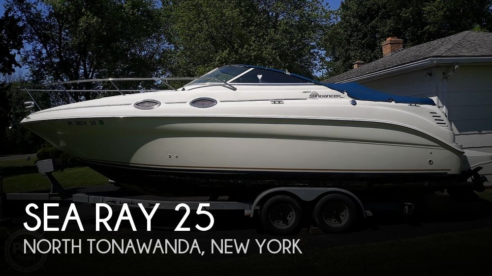 Used Sea Ray 25 Boats For Sale by owner | 1999 Sea Ray 25