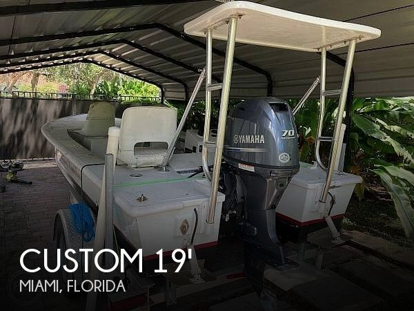 1983 Custom boat for sale, model of the boat is Willy Roberts & Image # 1 of 40