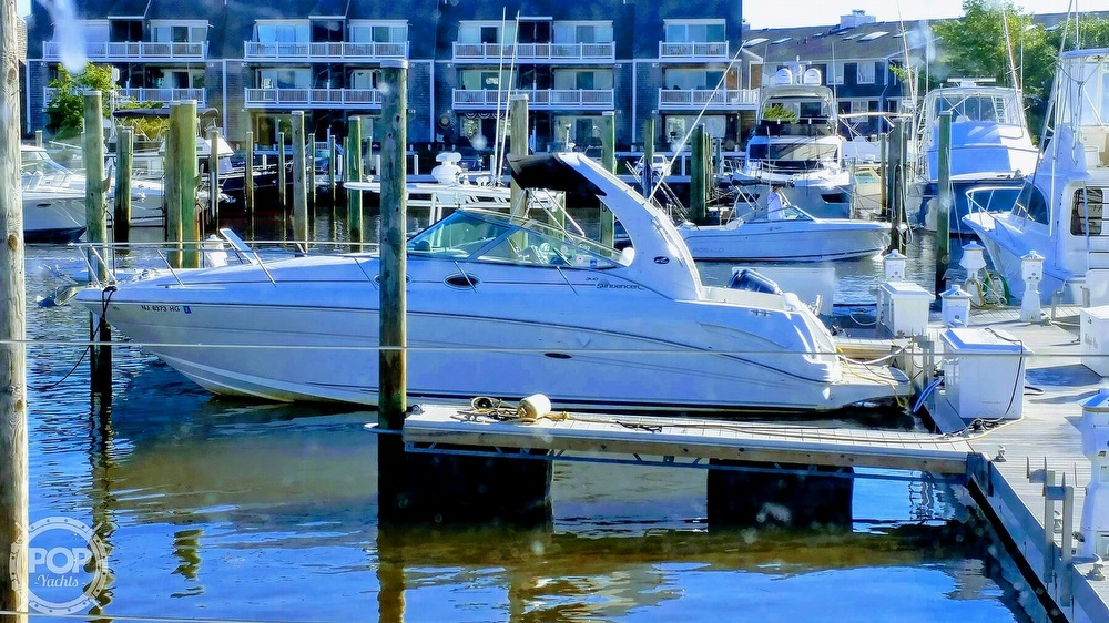 2004 Sea Ray boat for sale, model of the boat is 300 Sundancer & Image # 5 of 40