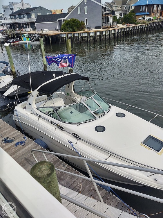 2004 Sea Ray boat for sale, model of the boat is 300 Sundancer & Image # 6 of 40