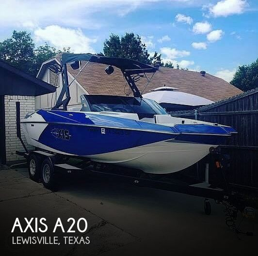 Used Axis Boats For Sale by owner | 2016 Axis A20