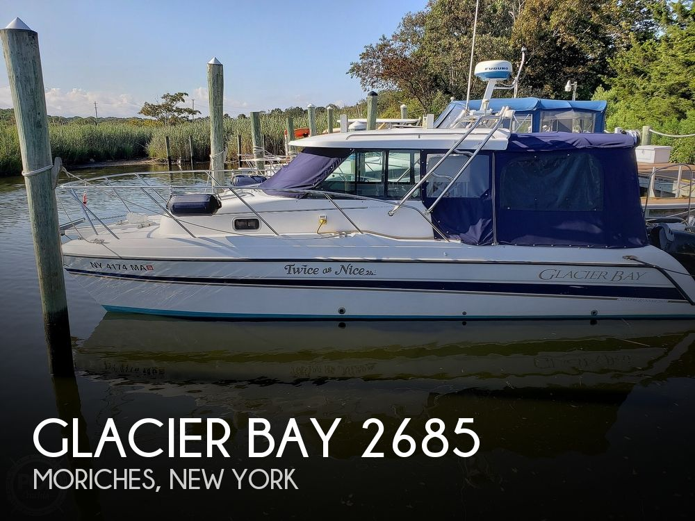 Used GLACIER BAY Boats For Sale by owner | 2005 Glacier Bay 2685 Coastal Cruiser