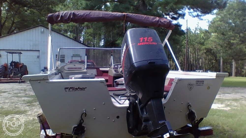 2000 Fisher boat for sale, model of the boat is 170 & Image # 13 of 40
