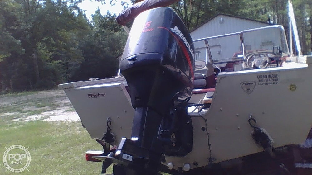 2000 Fisher boat for sale, model of the boat is 170 & Image # 14 of 40