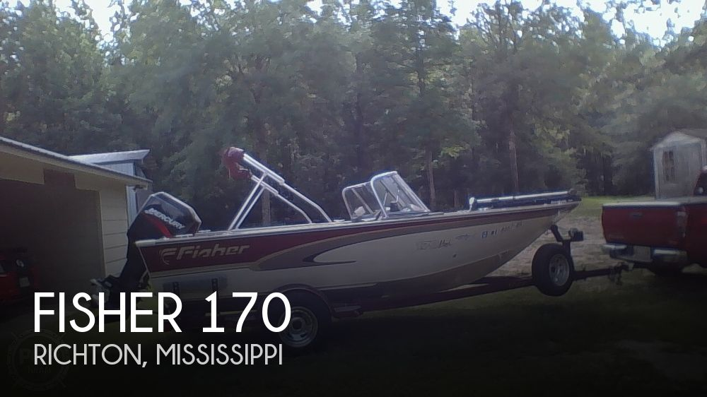 2000 Fisher boat for sale, model of the boat is 170 & Image # 1 of 40