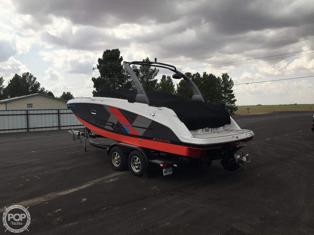 2018 Four Winns boat for sale, model of the boat is 240 Sport Boat & Image # 10 of 40
