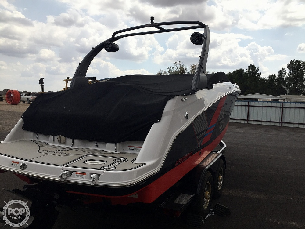 2018 Four Winns boat for sale, model of the boat is 240 Sport Boat & Image # 9 of 40