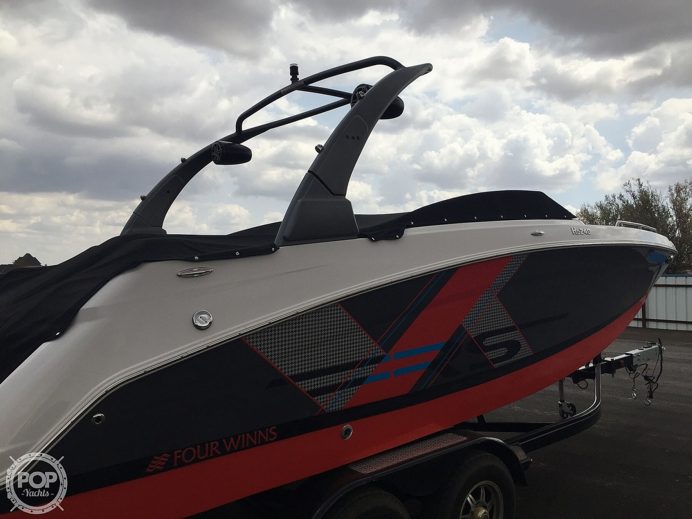 2018 Four Winns boat for sale, model of the boat is 240 Sport Boat & Image # 13 of 40