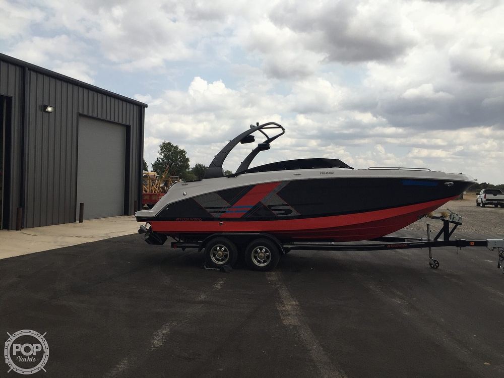 2018 Four Winns boat for sale, model of the boat is 240 Sport Boat & Image # 14 of 40