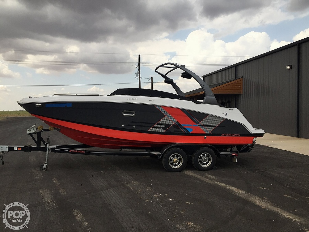 2018 Four Winns boat for sale, model of the boat is 240 Sport Boat & Image # 22 of 40