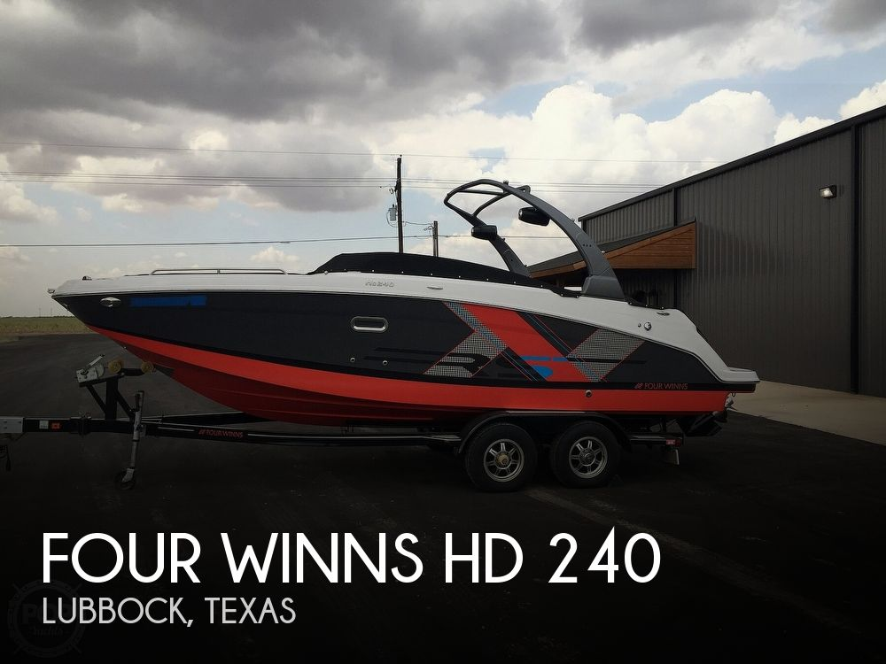 2018 Four Winns HD 240