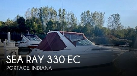 1992 Sea Ray boat for sale, model of the boat is 330 EC & Image # 1 of 41