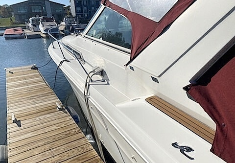 1992 Sea Ray boat for sale, model of the boat is 330 EC & Image # 29 of 41