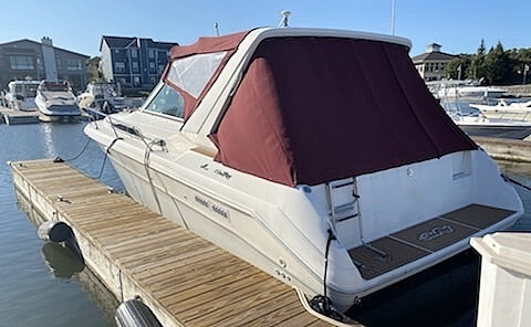 1992 Sea Ray boat for sale, model of the boat is 330 EC & Image # 33 of 41