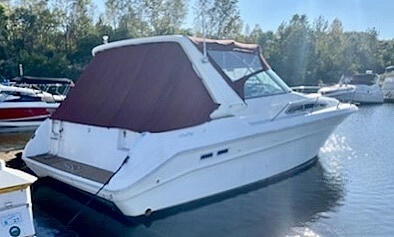 1992 Sea Ray boat for sale, model of the boat is 330 EC & Image # 32 of 41
