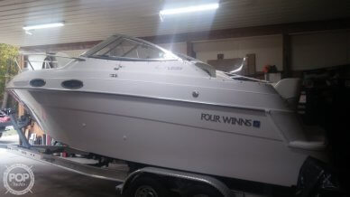 Four Winns 238 Vista Cruiser, 238, for sale - $12,500
