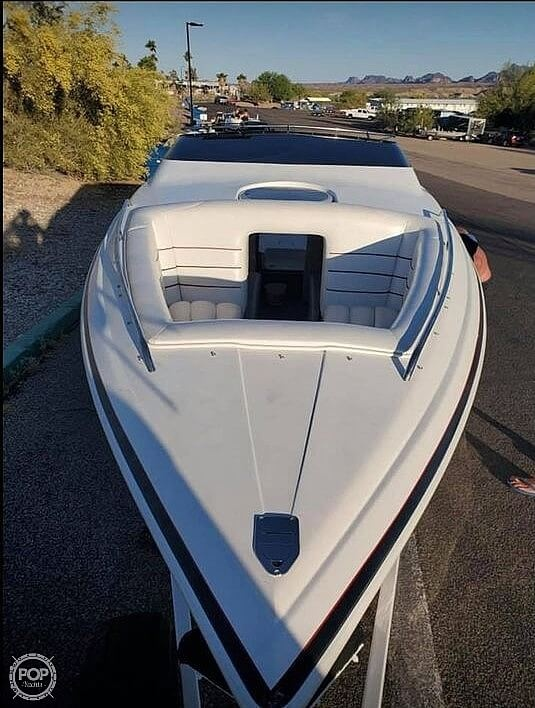 1999 Advantage boat for sale, model of the boat is 27 Victory Mid-Cabin Open Bow & Image # 7 of 40