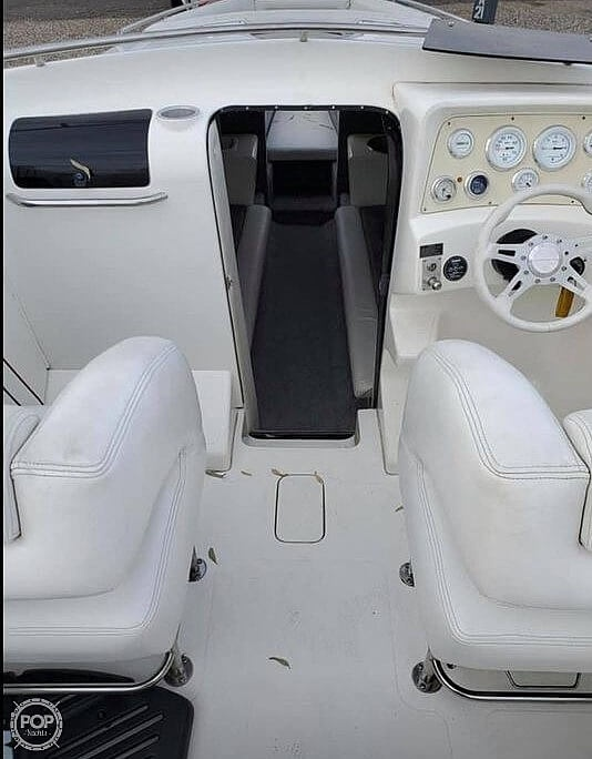 1999 Advantage boat for sale, model of the boat is 27 Victory Mid-Cabin Open Bow & Image # 12 of 40