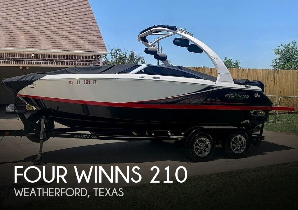 Used Four Winns 21 Boats For Sale by owner | 2016 Four Winns H210 SIGNATURE SERIES