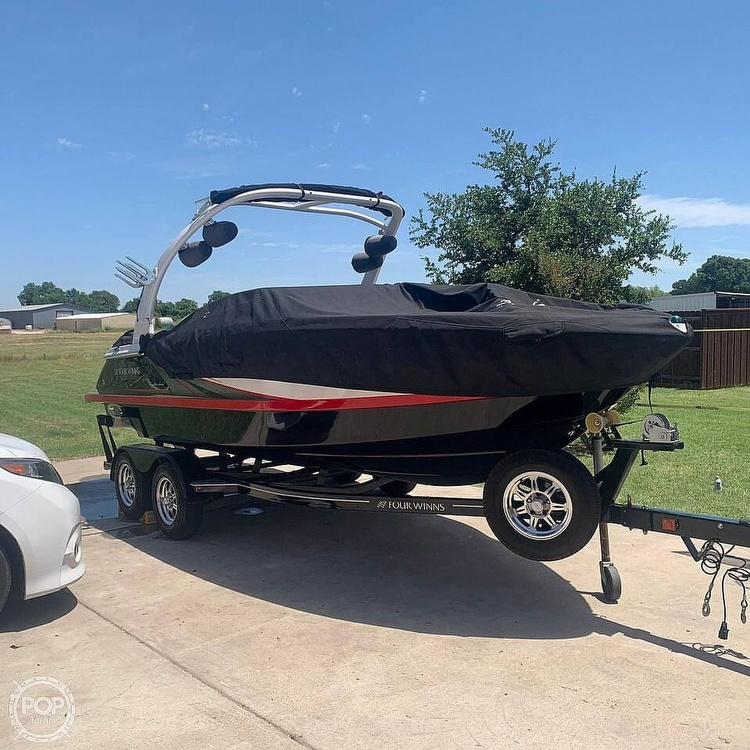 2016 Four Winns boat for sale, model of the boat is H210 Signature Series & Image # 2 of 40