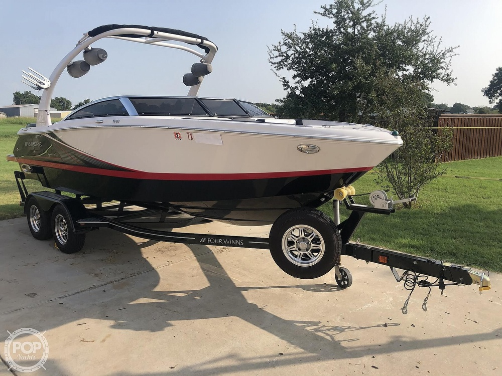 2016 Four Winns boat for sale, model of the boat is H210 Signature Series & Image # 7 of 40