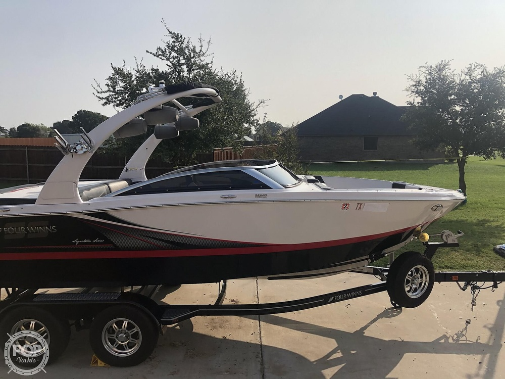 2016 Four Winns boat for sale, model of the boat is H210 Signature Series & Image # 10 of 40